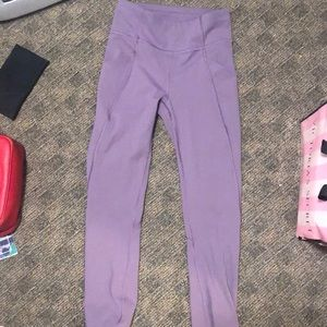 Luxtreme Crop LuluLemon Leggings Limited Edition